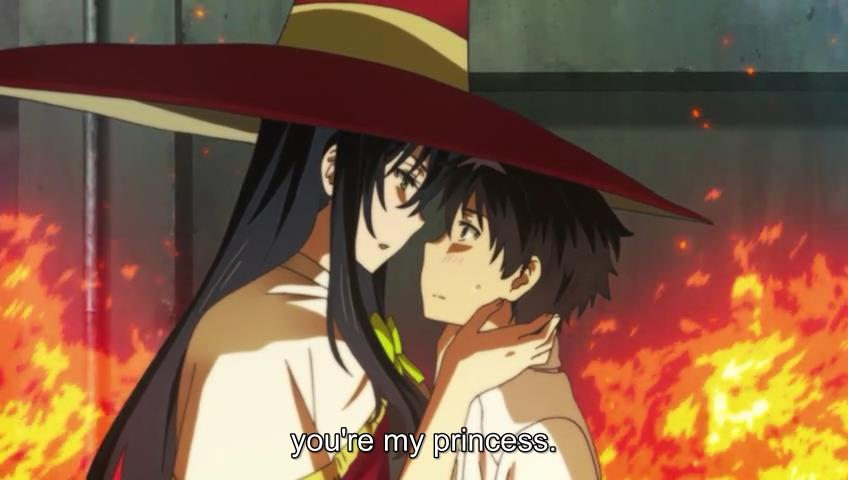 Naked girls from the workshop witch Witch Craft Works Review The Pantless Anime Blogger